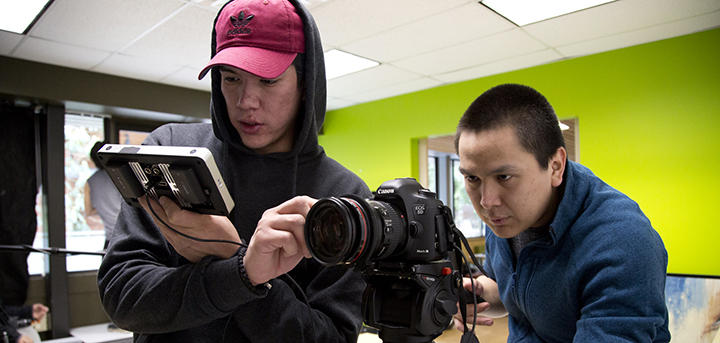 Indigenous Independent Digital Filmmaking Program Screening