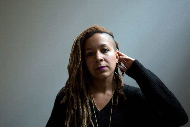 Writer and activist Robyn Maynard on March 2, 2018.