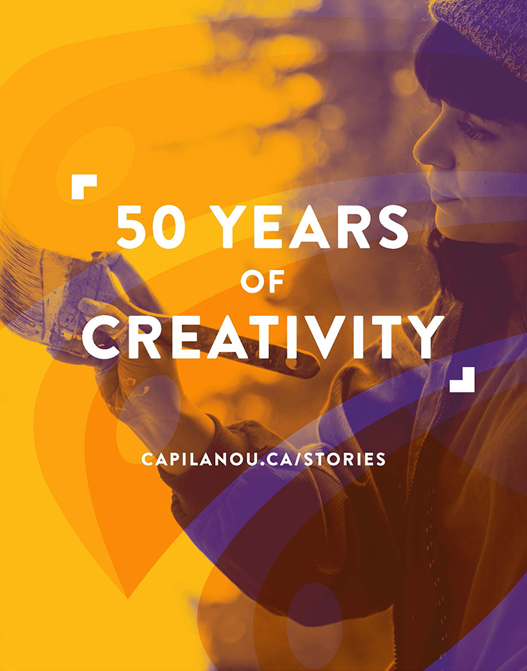 50 Years of Creativity
