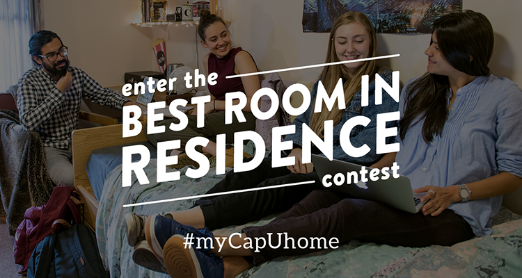 Best Room in Residence Contest